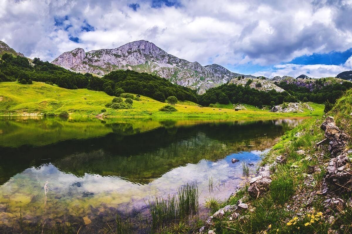Nacionalni Park Sutjeska - Via Dinarica