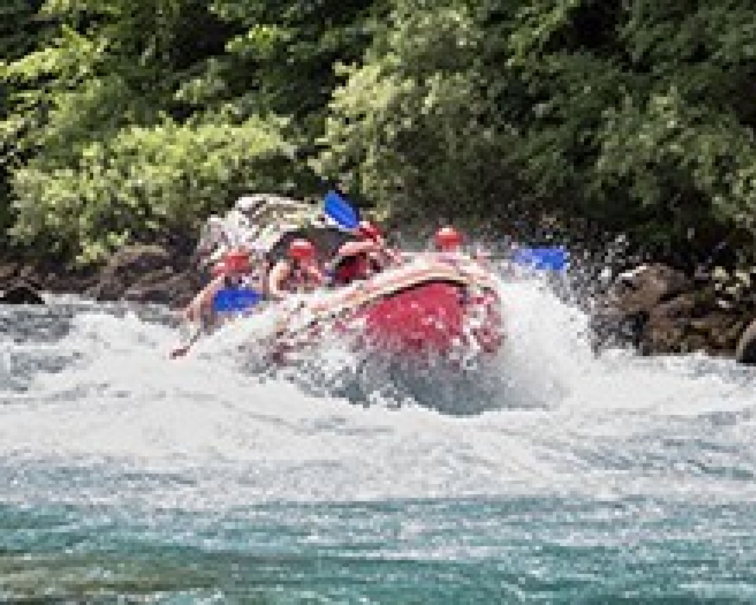 Camp and Rafting