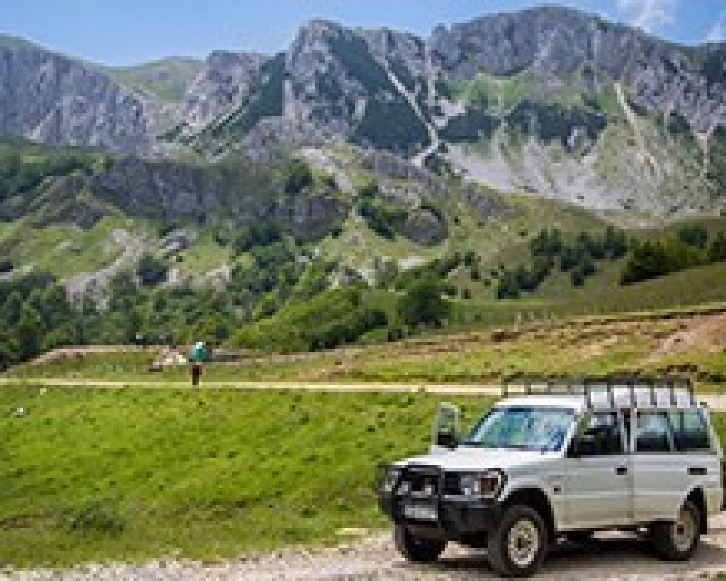 Rafting i Jeep safari
