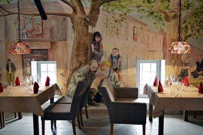 Экскурсия в Андричград