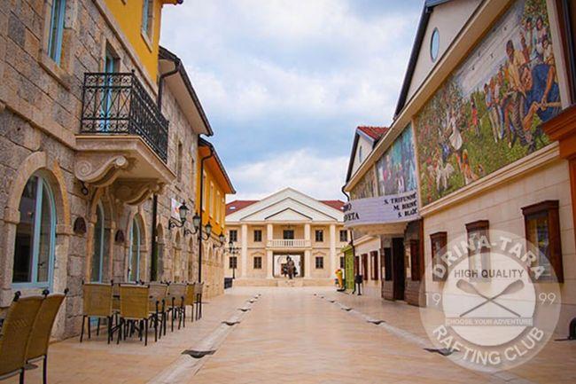 Izlet u Andrićgrad