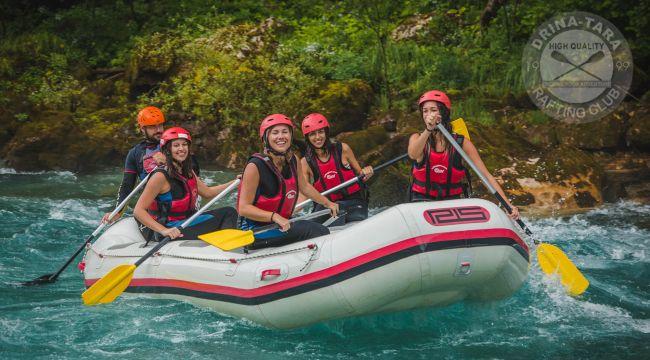 Rafting Centar Drina-Tara, najcesca pitanja, faq