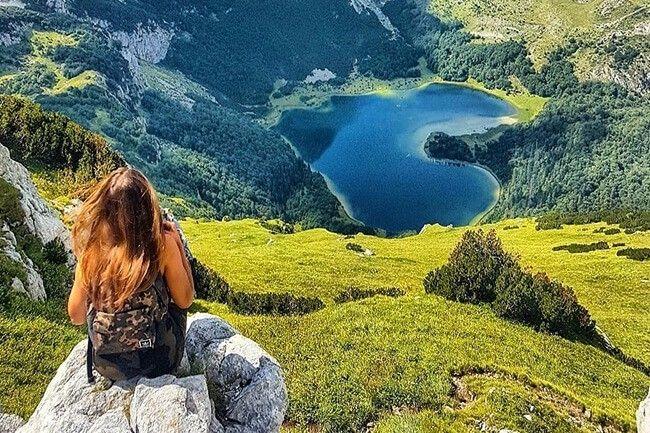 Озеро Трновачко
