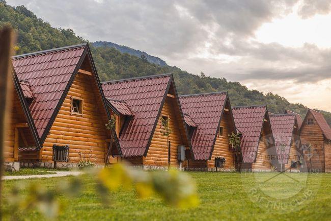 Rafting centar Drina Tara - bungalovi