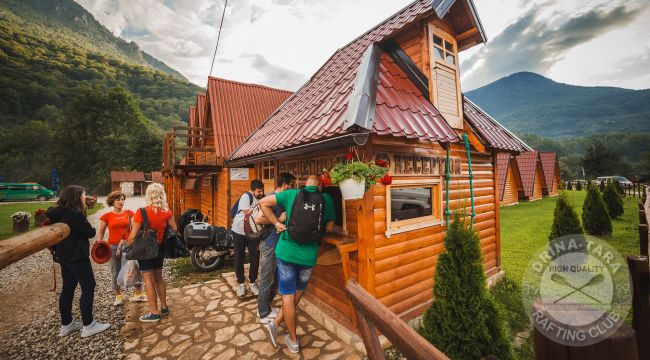Rafting Center Drina Tara - beginning of the rafting season 2020