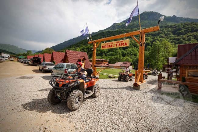 ATV Quad-urile șI rafting