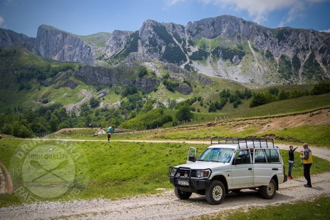 4x4 Jeep Safari - NP Sutjeska