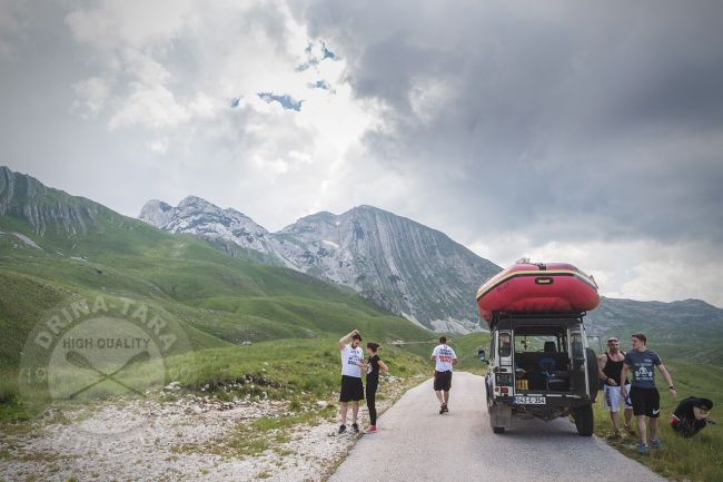 4x4 Jeep Safari - NP Durmitor