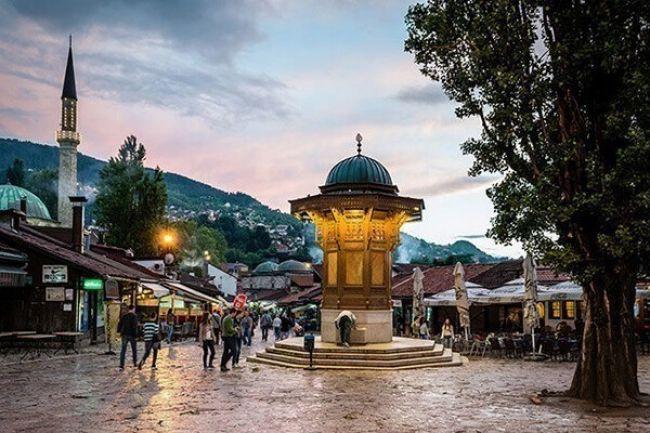 Visite de Sarajevo