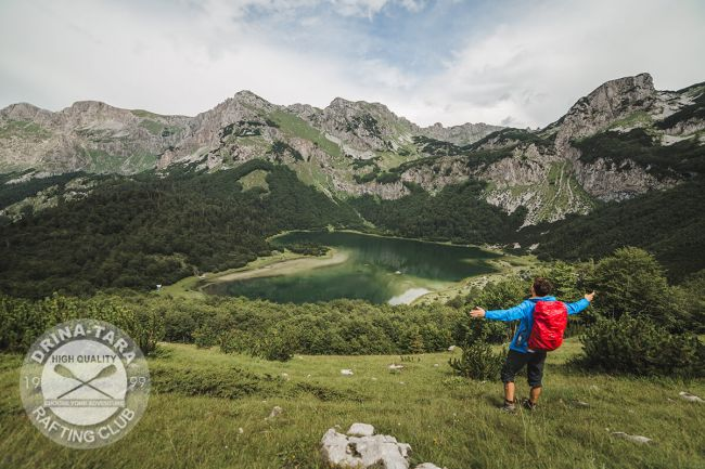 hiking sutjeska national park
