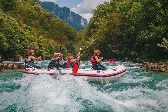 Three Days For Rafting