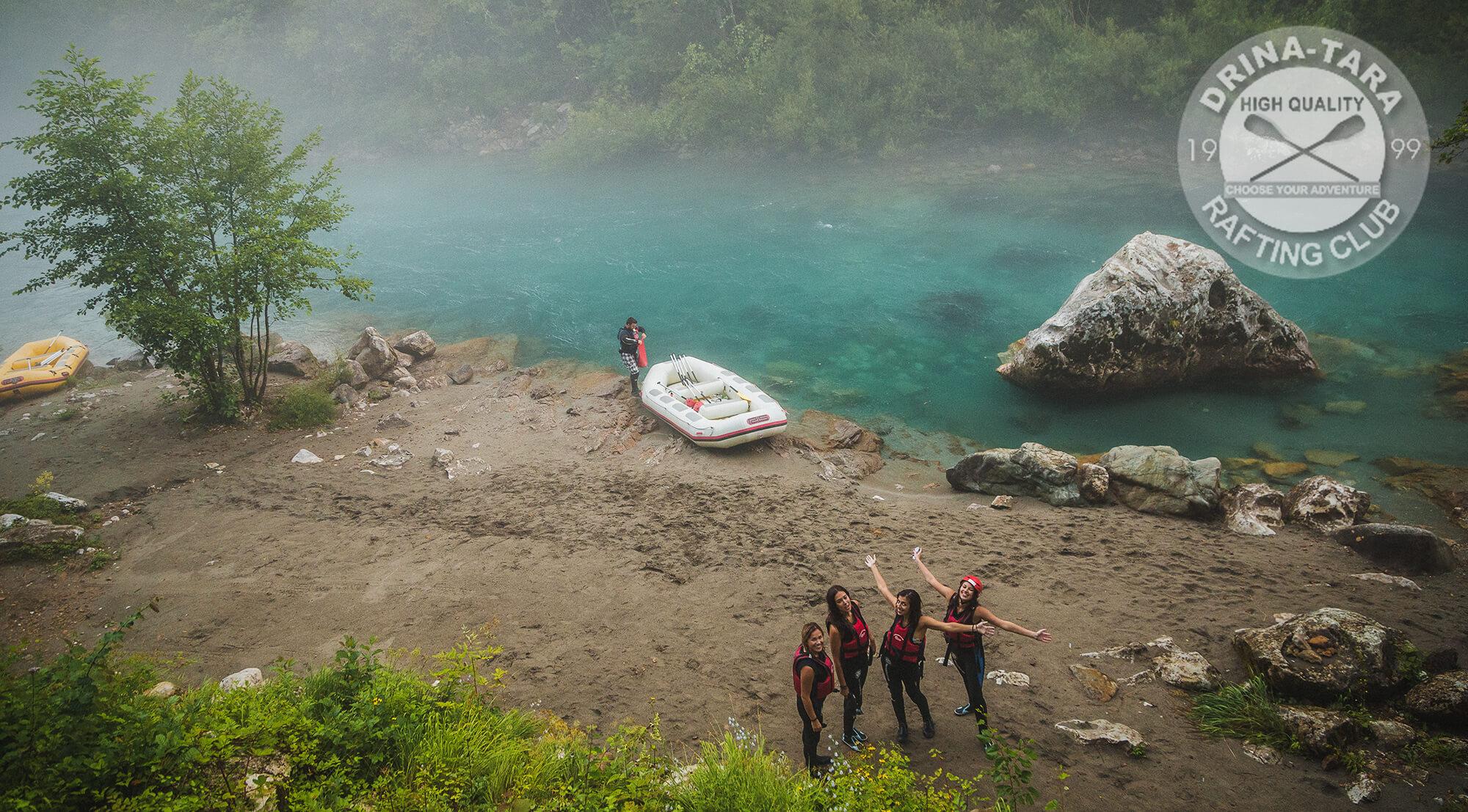 Rafting Tara - sezona 2020