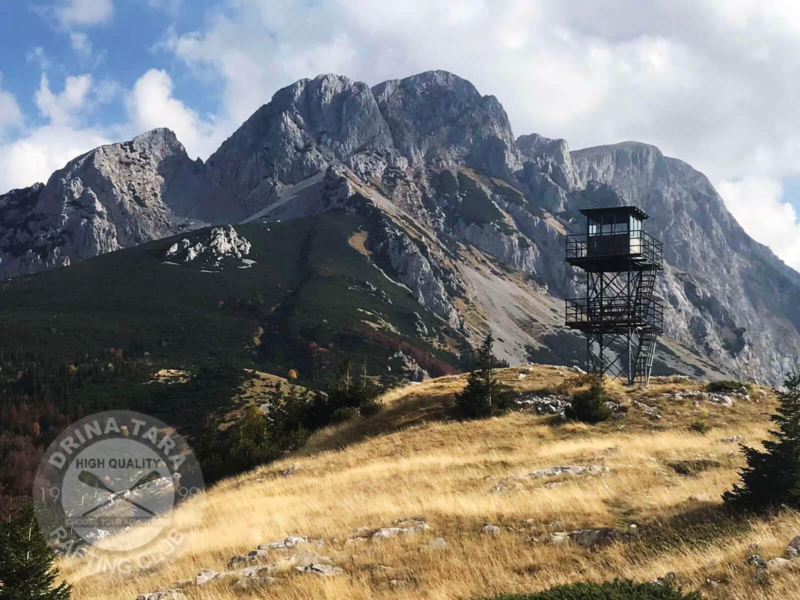 mountain Maglic, rafting centar drina-tara