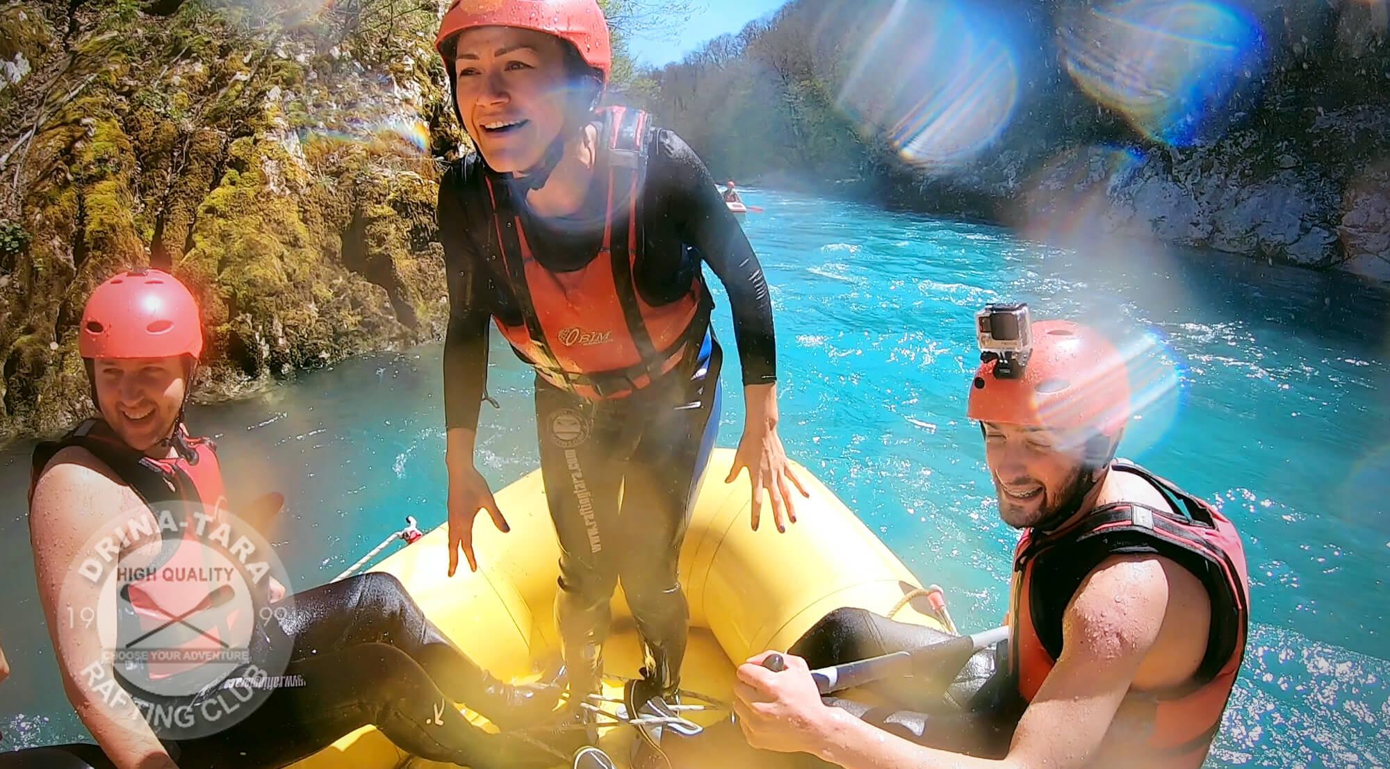 Rafting center Drina Tara Active vacation guide