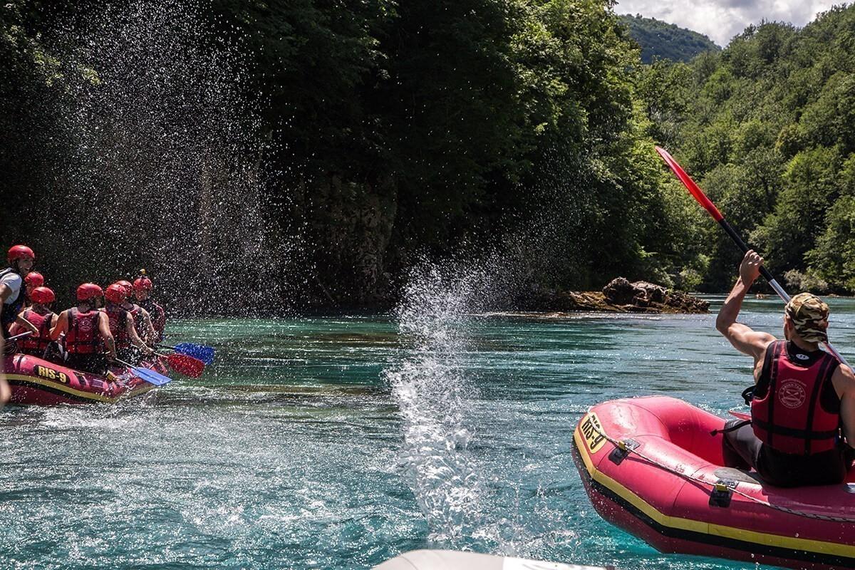 rafting leto 2017