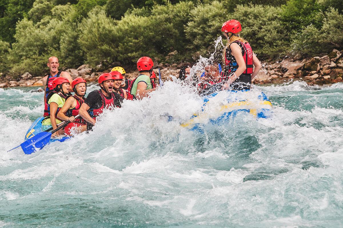 rafting septembar