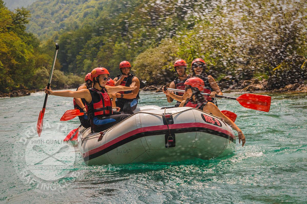 proljecni rafting