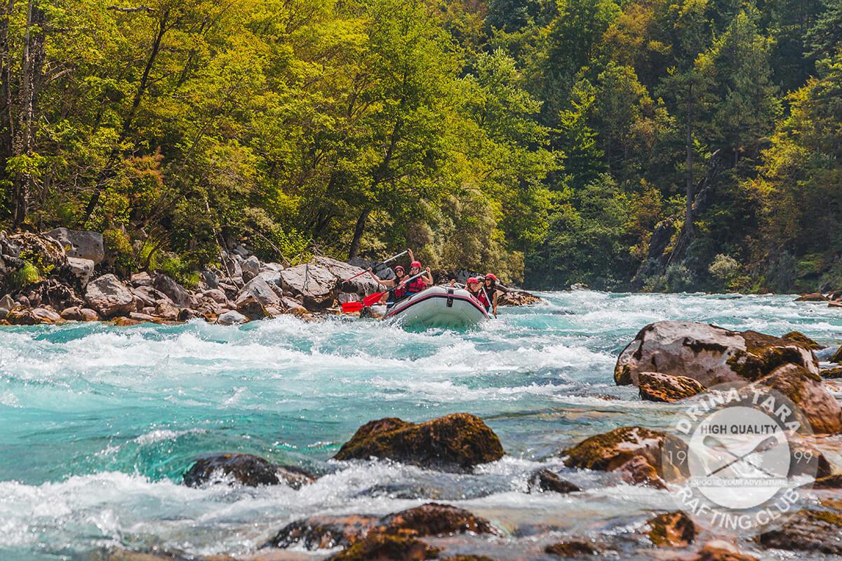 Rafting u septembru i oktobru i neke nove outdoor aktivnosti