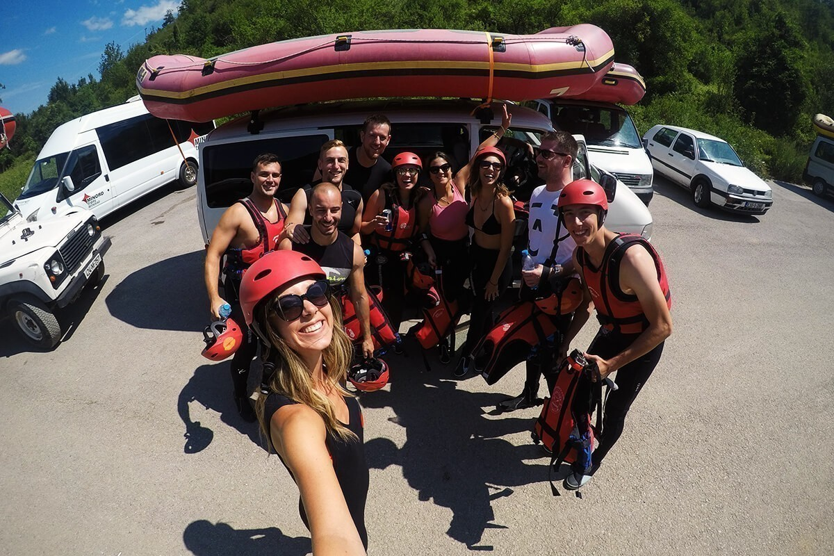 what to bring to rafting
