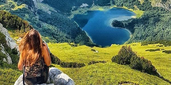 Rafting Centar Drina-Tara, Trnovacko jezero
