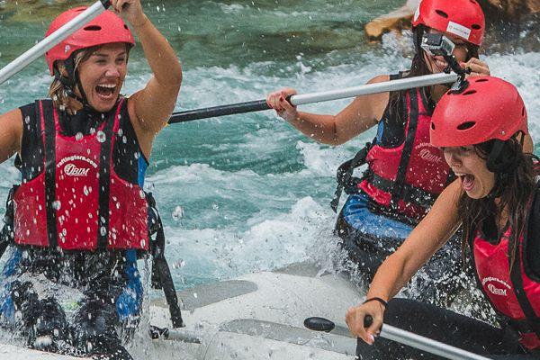 rafting adrenalino