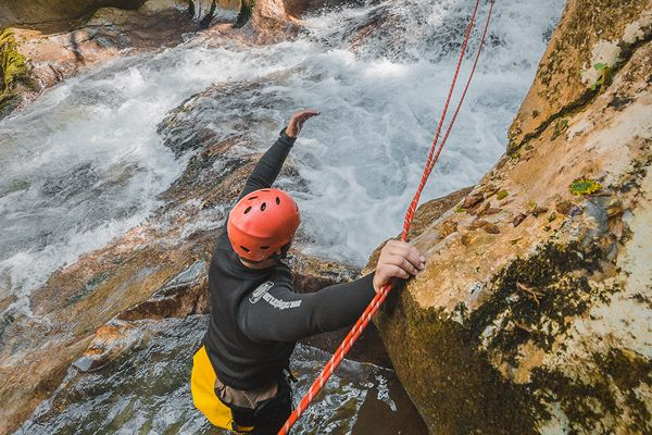 rafting tara canyoning