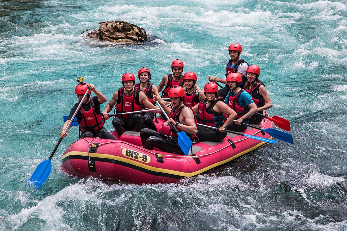 rafting tara season 2015